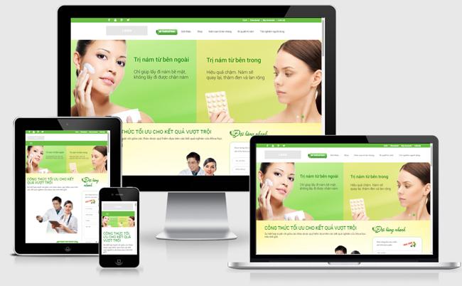 Thiết kế website chuẩn seo quảng trị: kinh nghiệm làm seo