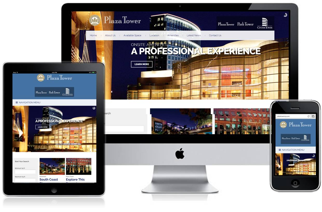 south coast office responsive design pic