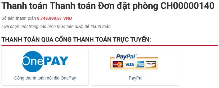 website dat phong khach san