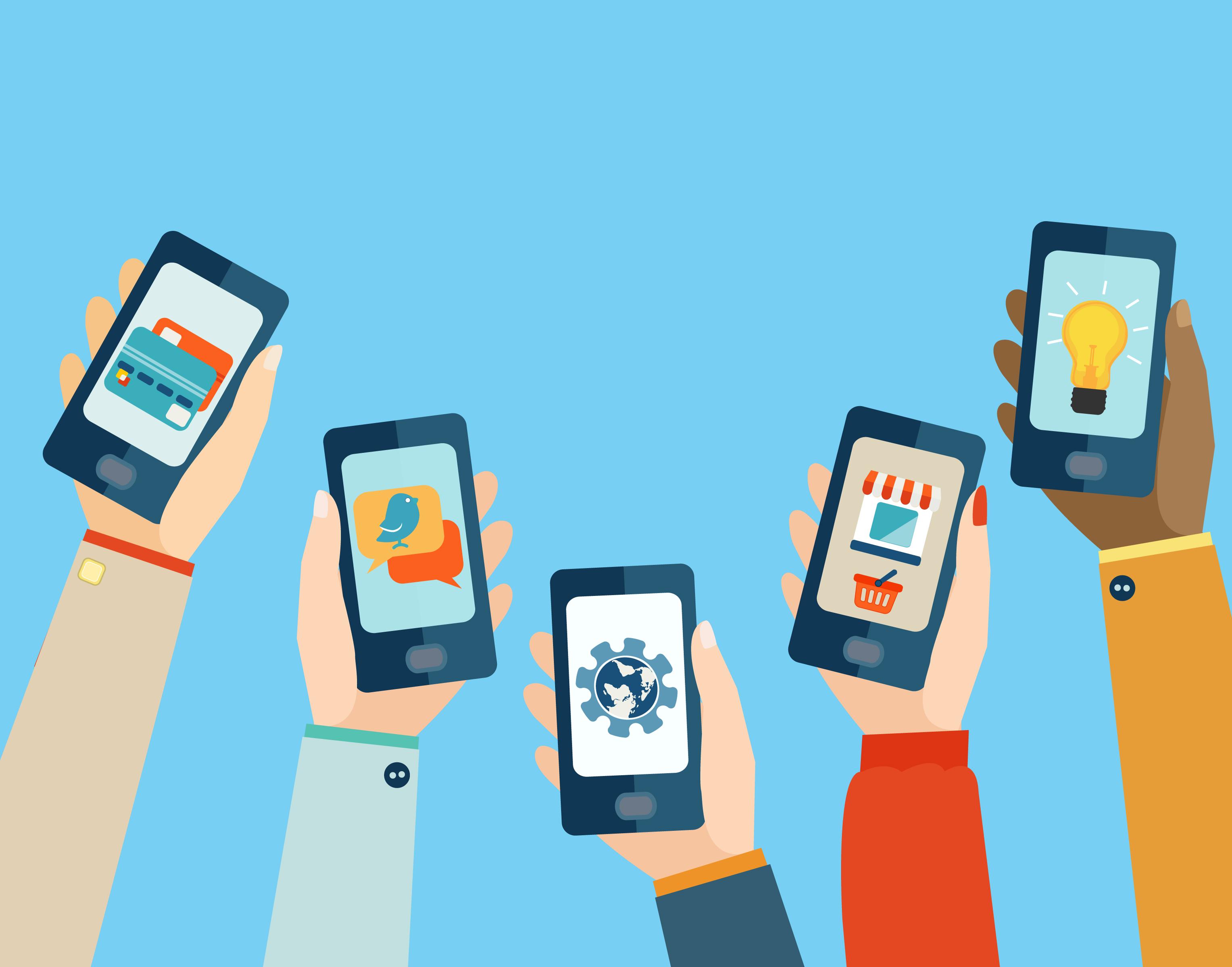 Những lưu ý khi thiết kế website tương thích với mobile